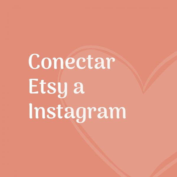 Conectar Etsy a Instagram