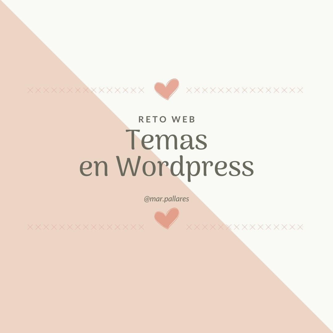Temas en Wordpress
