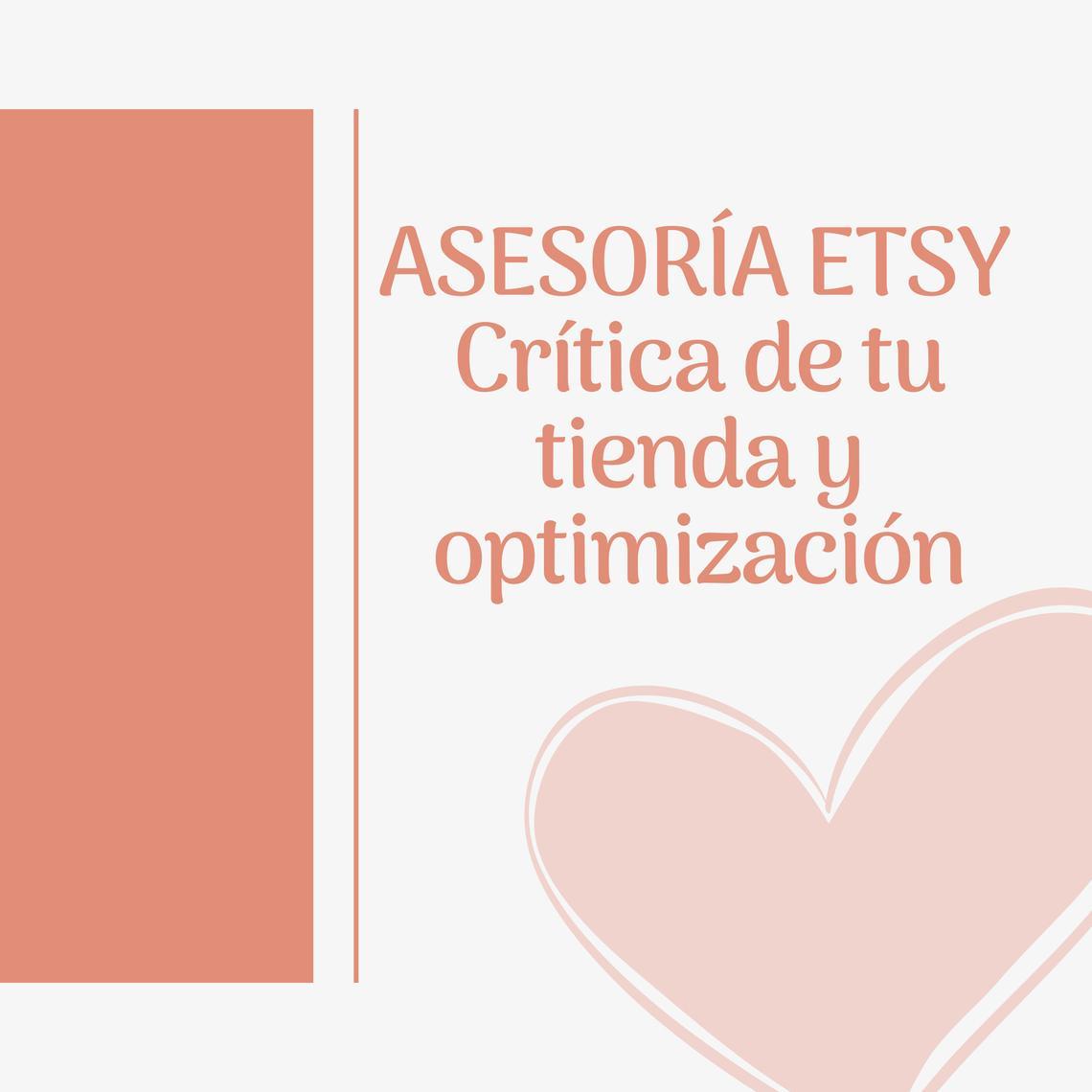 asesoria etsy optimizacion