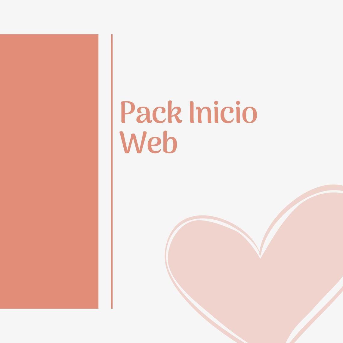 pack inicio web wordpress