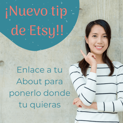Enlace About Etsy